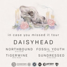 Daisyhead Announce Album Release Tour w/ Northbound, Fossil Youth, Tigerwine & Sundressed