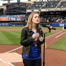 BWW TV: BRIGHT STAR's Hannah Elless Sings The Star-Spangled Banner at Mets Game