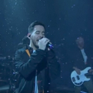 VIDEO: Linkin Park Performs 'Invisible' on LATE LATE SHOW