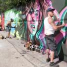 Spray Paint Muralists Transform 60-Foot Wall to Honor World Hepatitis Day
