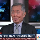 VIDEO: ALLEGIANCE's George Takei Responds to Trump's Comments on Muslim Immigration