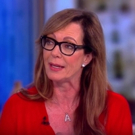 VIDEO: Allison Janney Talks Relevancy of Broadway's 'SIX DEGREES' in Today's Times