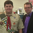 Eagle Scout Project Benefits Wetumpka Depot Players