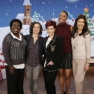 CBS'S THE TALK to Unwrap Holiday Season with Return to NYC, Beg. 12/7