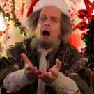 STAGE TUBE: SOMETHING ROTTEN!'s Brad Oscar Makes Holiday 'Prediction'