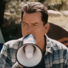 VIDEO: First Look - Crackle's Original Film MAD FAMILIES, Starring Charlie Sheen & Leah Remini