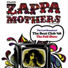 Frank Zappa & the Mothers of Invention 'The Lost Broadcast: The Beat Club '68' to Be Released on DVD