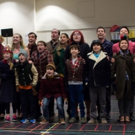 Photo Coverage: Christmas Comes Early in Jersey! In Rehearsal for Paper Mill's A CHIRSTMAS STORY