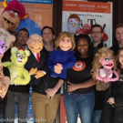 Photo Coverage: AVENUE Q's Puppet Trump & Puppet Hillary Debate Puppet Rights on World Puppetry Day!