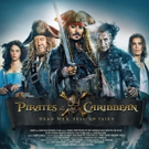 PIRATES OF THE CARIBBEAN: DEAD MEN TELL NO TALES Sails to No. 1 at the Box Office