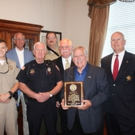 John Conlee Honored by Georgia Sheriffs' Association with Award for Supporting Law Enforcement