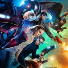 The CW Shares Key Art for New Series DC'S LEGENDS OF TOMORROW