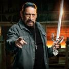 Danny Trejo Hosts El Rey Network Original Series MAN AT ARMS: ART OF WAR, 6/8