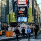VIDEO: Naked Man Dancing On Top Of Times Square TKTS Booth Screams About Donald Trump (NSFW)