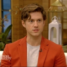 VIDEO: Aaron Tveit Talks Presenting on This Year's TONY AWARDS on 'Live'