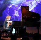 Peter Manning Robinson Performs With His Newly Created Refractor Piano