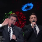 VIDEO: Stephen Colbert, Michael Stipe & James Franco Say Goodbye to 2016 with Remix of R.E.M. Classic