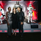 Photo Flash: Oscar Isaac, Lupita Nyong'o Attend STAR WARS Mexico City Fan Event