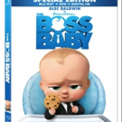 There's a New Boss In Town! THE BOSS BABY Arrives on Digital HD, Blu-ray/DVD This July