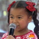 AMERICA'S GOT TALENT's Heavenly Joy Performs New Original Song 'Christmas Time'