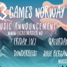 Musical Performances by Top Norwegian Artists Set for X GAMES NORWAY 2017