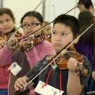Pacific Symphony Relaunches Santa Ana Strings Violin Instruction Program