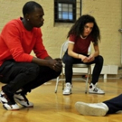 Photo Flash: In Rehearsal for UP Theater Company's LOST/NOT FOUND