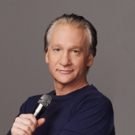 Emmy-Winning Comedian, Author and Political Commentator Bill Maher at NJPAC