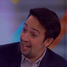 VIDEO: Lin-Manuel Miranda Chats MOANA, LITTLE MERMAID & More on 'The View'
