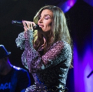 EXCLUSIVE Photo Coverage: Idina Menzel at the Brooklyn Bowl
