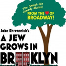 A JEW GROWS IN BROOKLYN 2.O Debuts at  Mizner Park Cultural Arts Center