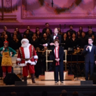 Photo Coverage: Stephanie J. Block, Brian d'Arcy James and the New York Pops Celebrate Christmas at Carnegie Hall