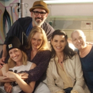 Photo Flash: Julianna Margulies Visits Beth Behrs & Company at MCC Theater's 'A FUNNY THING HAPPENED...'