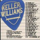 Keller Williams Announces 2016 Winter Tour Dates