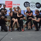 Photo Coverage: Casts of MOTOWN, CHICAGO & More Return to Broadway in Bryant Park!