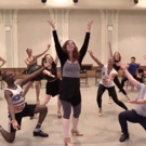 BWW TV: THE NEW YORKERS Cast Goes Into Their Dance at Encores! Rehearsal- Meet the Company!
