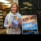 New Young Adult Fiction Book BLU is Released