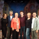 Photo Flash: Celebrity Chef Lidia Bastianich and Equal Rights Activist Edie Windsor Visit MARRY HARRY Off-Broadway