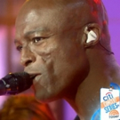 VIDEO: Seal Performs Holiday Classic 'This Christmas' on TODAY