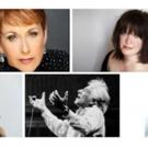 Ann Hampton Callaway, Laura Osnes, Tony Yazbeck and More Slated for Segerstrom Center's 2017-18 Cabaret Series