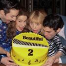 Photo Coverage: Two Fine Years! BEAUTIFUL Celebrates a Broadway Milestone!