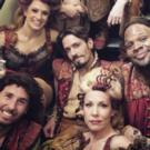 Photo Flash: SOMETHING ROTTEN!'s Michael James Scott Takes Us Behind the Scenes of Broadway's Biggest Night!