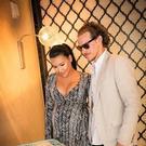 PHOTO: GLEE's Naya Rivera Celebrates Baby Shower with Special Storybook Cake!