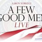 Photo Flash: NBC Reveals Artwork for Live Production of Aaron Sorkin's A FEW GOOD MEN!