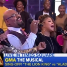 VIDEO: Casts of THE LION KING & ALADDIN Join Forces in Brand New Medley on GMA!