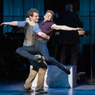 VIDEO: Jay Armstrong Johnson and Andrew Keenan-Bolger are 'Sixteen Going on Seventeen' at Broadway Backwards!