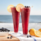 LE CLUB AVENUE in Long Branch NJ and Summer Recipe for Blueberry Lemonade