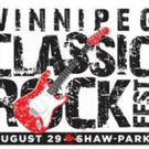 WINNIPEG CLASSIC ROCK FEST Announced