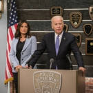 First Look - VP Joe Biden Makes Guest Appearance on NBC's LAW & ORDER: SVU
