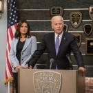First Look - VP Joe Biden Makes Guest Appearance on NBC's LAW & ORDER: SVU